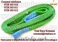 Chingi textile de ridicare pentru macarale